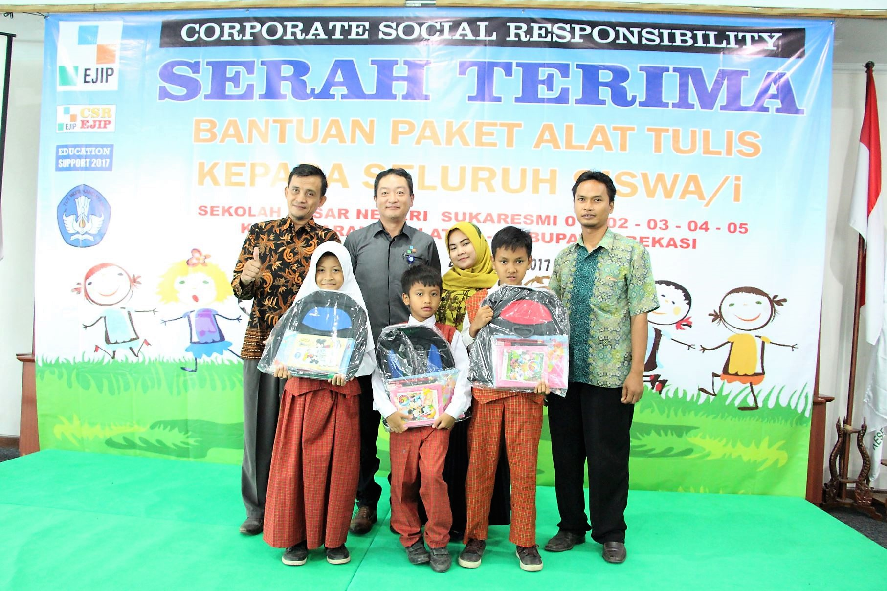 CSR EJIP 2017 for student