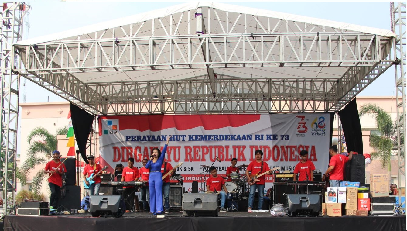 Annual Event during Indonesia Independence Day 2018